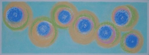 Orbs in pastel from after 2015